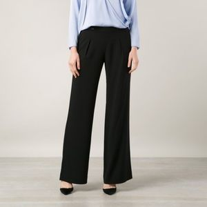🆕️Halston heritage wide leg trousers, black